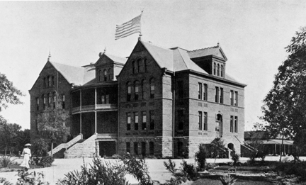 Arizona_State_University_Old_Main_circa_1890